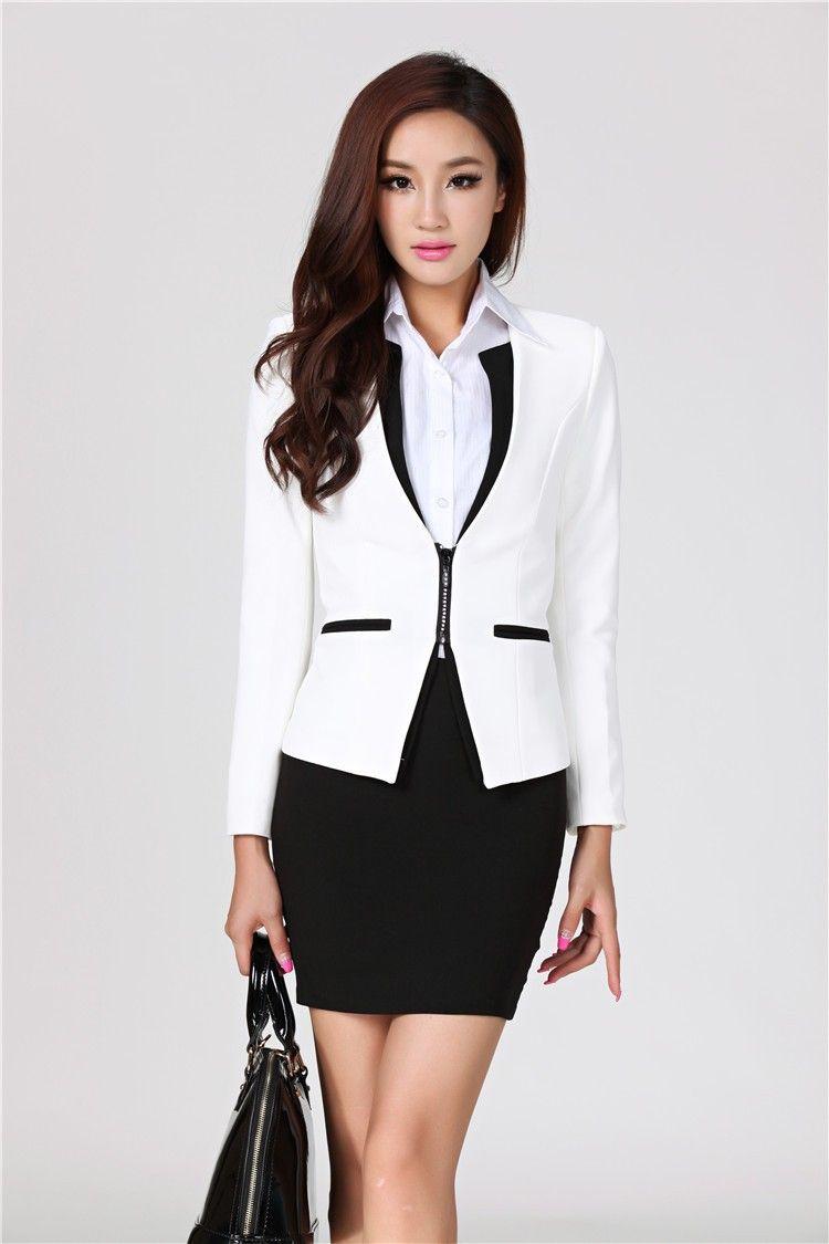 trajes formales de mujer - Buscar con Google  a5004da5a33f