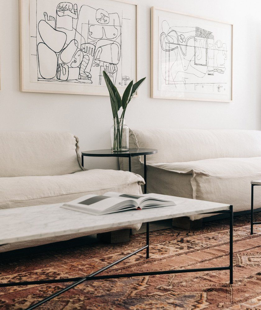 hotel with living room what kind of paint finish for surfrider malibu in 2018 pinterest modern home sofa coffee tables rug floor end and light hardwood photo 7