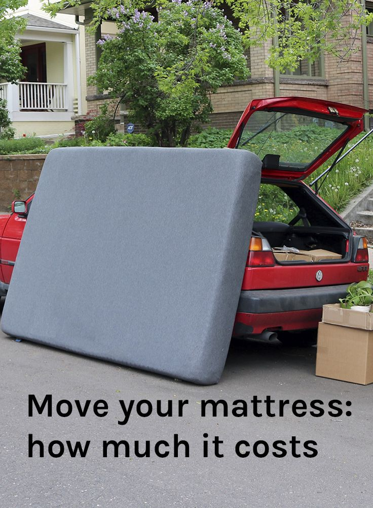Moving hack save money on moving mattress. Moving