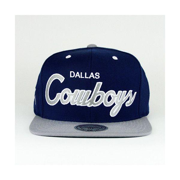 cb822e86 Dallas Cowboys SNAPBACK Mitchell And Ness (Green Under) (130 AUD ...