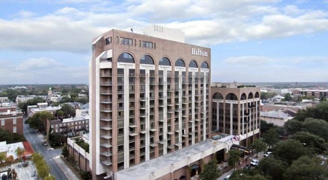 Hilton Savannah Desoto 3 Star Hotel 110 Hotels Unitedstatesofamerica