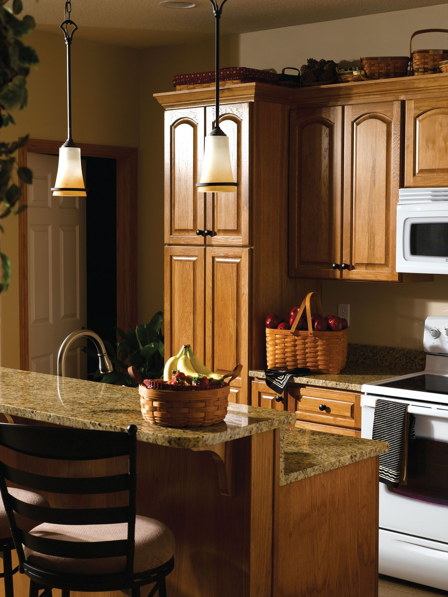 Traditional Chicago Kitchen Remodel  Kitchen Remodeling Custom Chicago Kitchen Design Inspiration Design