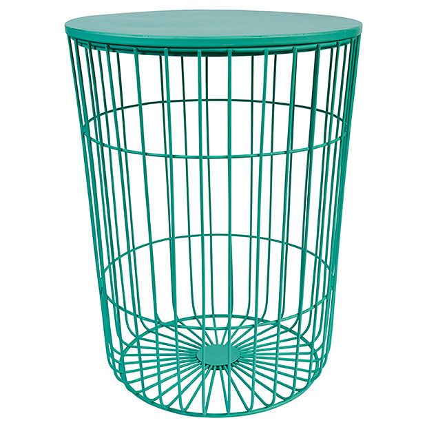 Hudson Wire Frame Side Table #Target | Decorations&DIY | Pinterest ...