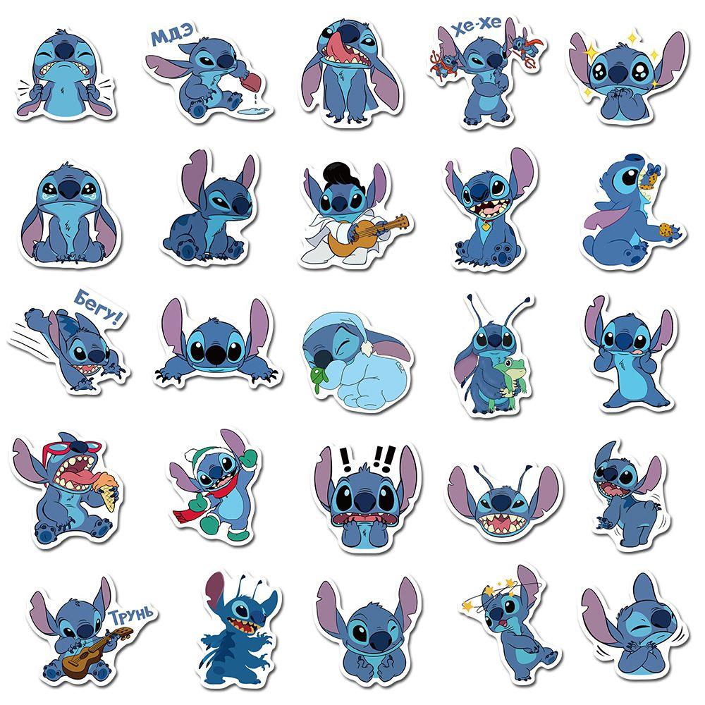 Stitch  Autocollants pour enfants, Lilo et stitch, Autocollants