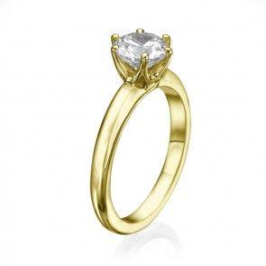 Engagement Rings Under 1000 Dollars Enhanced Diamond Engagement Rings Round Diamond Engagement Rings Classic Diamond Engagement Ring