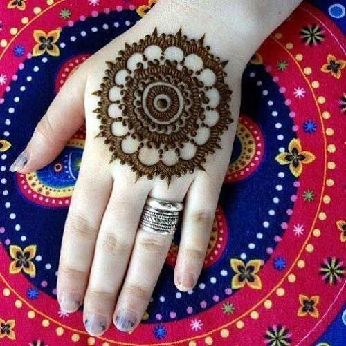 40 Gorgeous Henna Ideas From Intricate To Elaborate: 40 Latest And Beautiful Ramzan Special Mehndi Designs