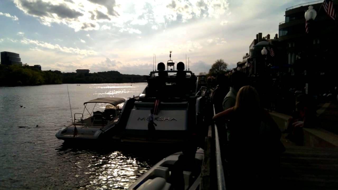 Georgetown, Potomac River, Washington, DC