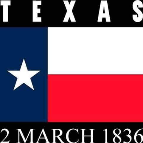 Happy Birthday Texas Texas Independence Day Republic Of Texas Independence Day