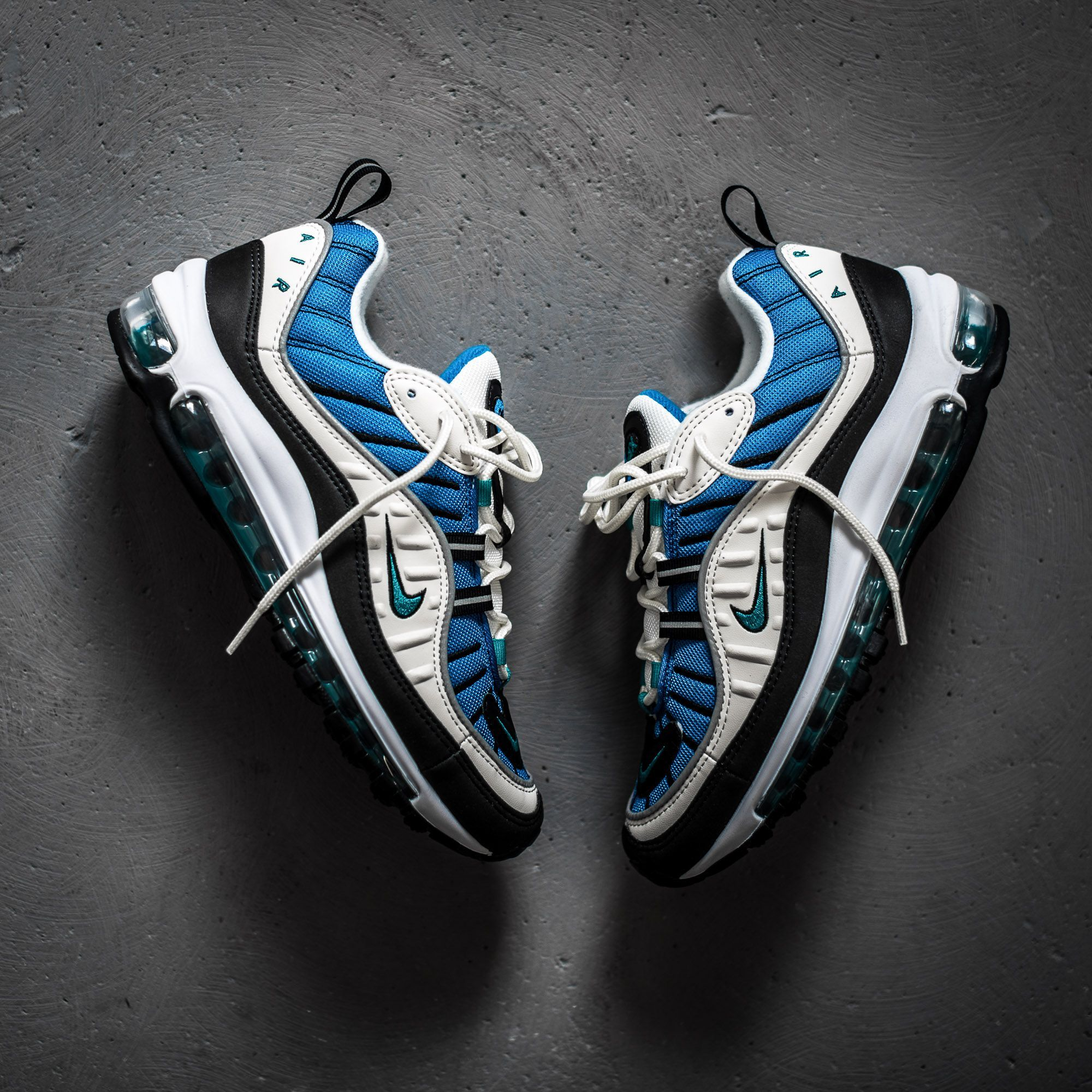 ff4d07a570 Brand-new women's silhouettes of the Nike Air Max 98 like this