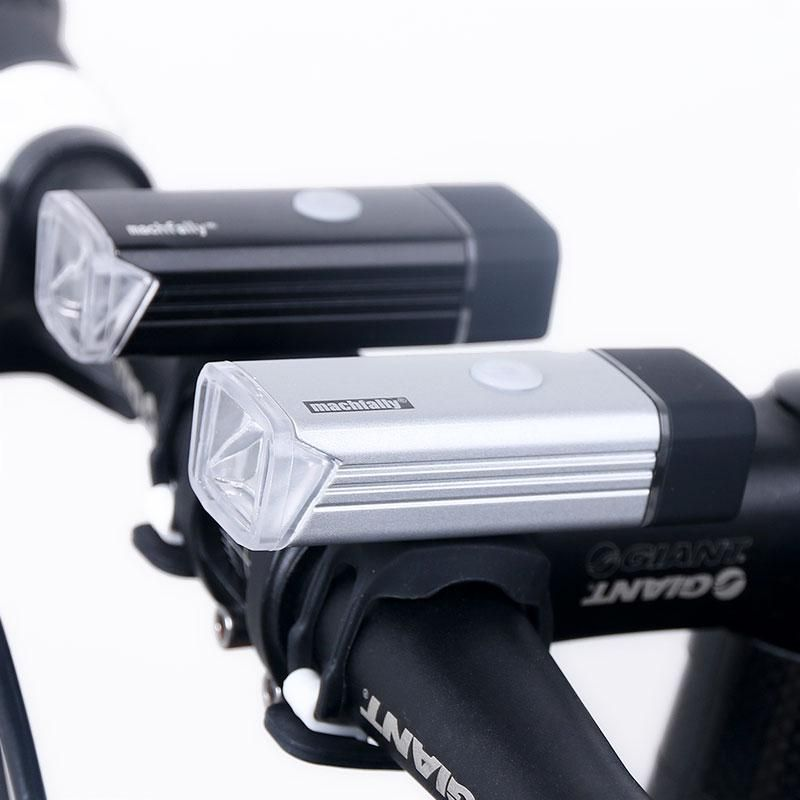 Bicycle Front Light Usb Rechargeable High Power Led Head Lamp