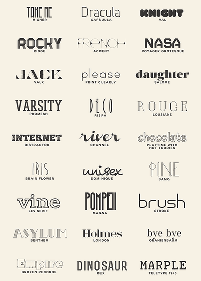 Injoy Family - Event Planners | Font Crazy | Pinterest | Fonts ...
