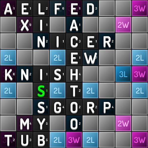 Lux played today's #RarestWord: BYSSI for 13pts def'n at https://t.co/P5sdPd1GF7 #game #scrabble #playmath https://t.co/Qk0GBVFWia