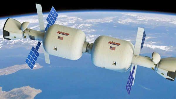Estaciones espaciales hinchables para 2020