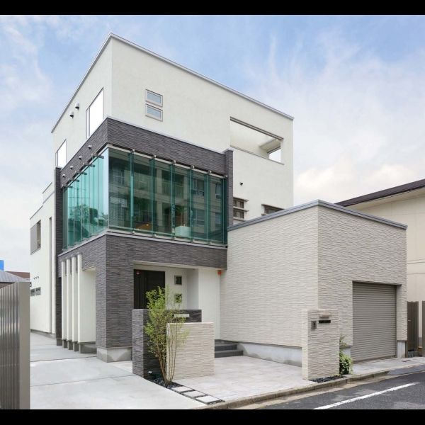埼玉県y様邸 実例紹介 注文住宅 新築一戸建てなら住友不動産 ハウス