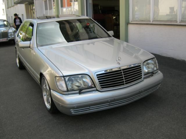 W140 S500L Silver R19 AMG 97. Check out for more on: http://dailybulletsblog.com/mercedes-benz-w140-compilation-part-i/ #MercedesBenz #W140 #Cars