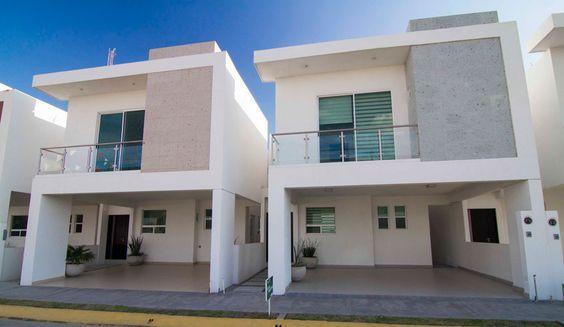 Fachadas de casas de infonavit de dos pisos fachadad for Fachadas de casas modernas pequenas de infonavit