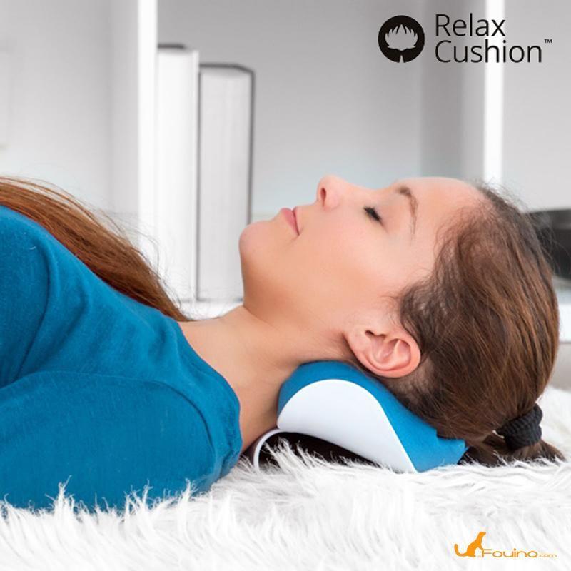 oreiller pour migraine Support cervicales anti migraines relaxant le support cervical  oreiller pour migraine