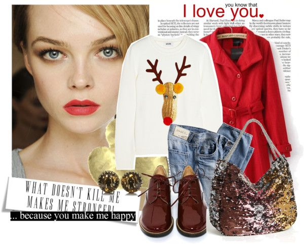 """""""you know that I love you"""" by gul07 ❤ liked on Polyvore"""