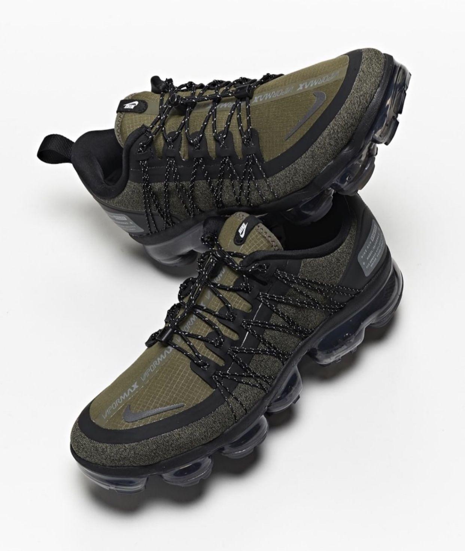 79ea55ce1b8 Nike VaporMax Plus Triple White Debuting Next Month Shoes nel