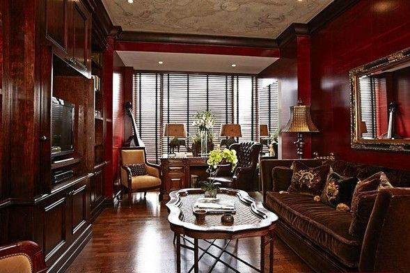 Celebrity real estate: Rent Janet Jackson's NYC condo #realestate #home #homebuying