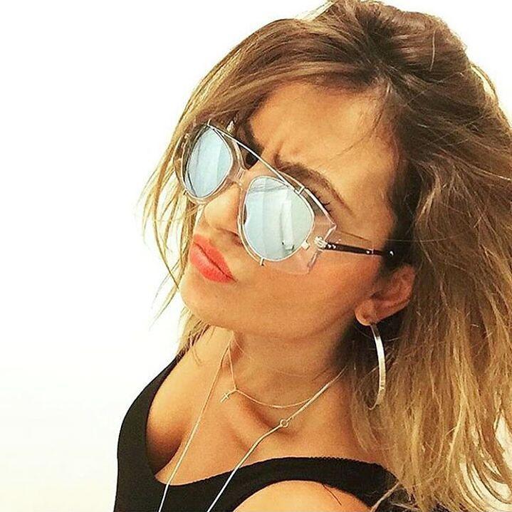 Finalmente venerdi ragazze favolosi occhiali da sole simil dior experience limited edition - Occhiali da sole specchiati spektre ...