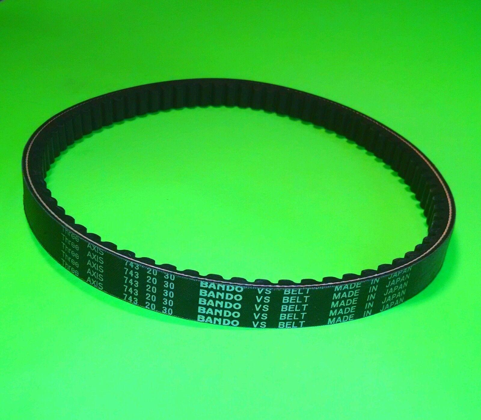 Eton 800266 OEM CVT Belt 743x20x30 E-Ton YUKON YXL-150 CXL