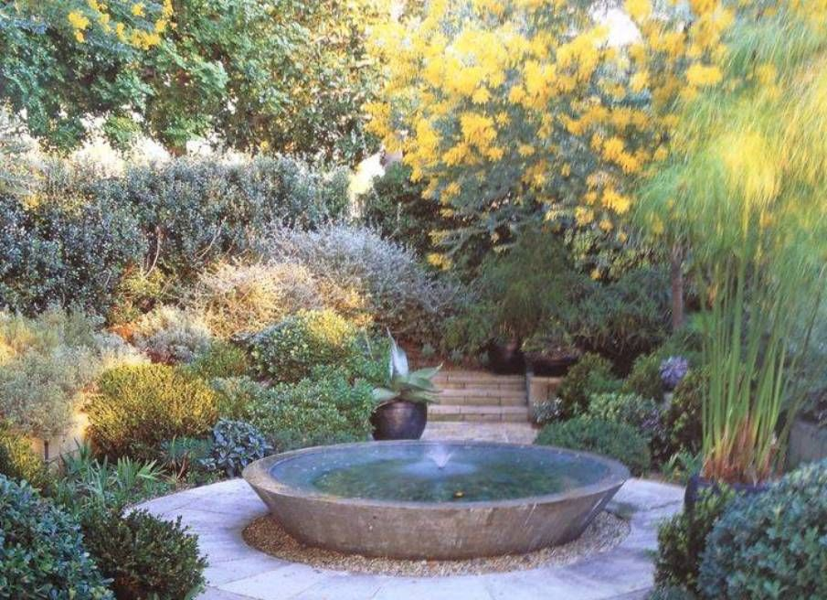 Garden And Lawn Concrete Water Fountains Large