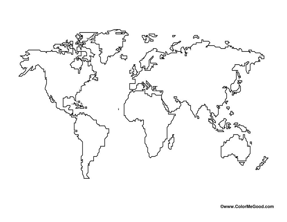 Using This World Blank Map Worksheet Students Identify Continents And Countries By Labeling And Colori In 2020 Map Worksheets Free Printable World Map Blank World Map