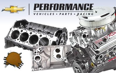 GM/Chevrolet Performance Parts: replacement/OEM parts & more