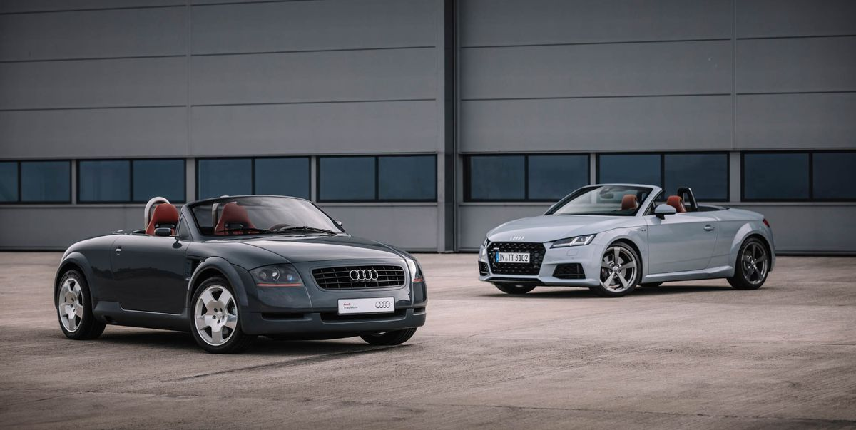 2019 Audi Tt 20 Years Edition Gallery In 2020 Audi Tt Audi Tt Sport Audi