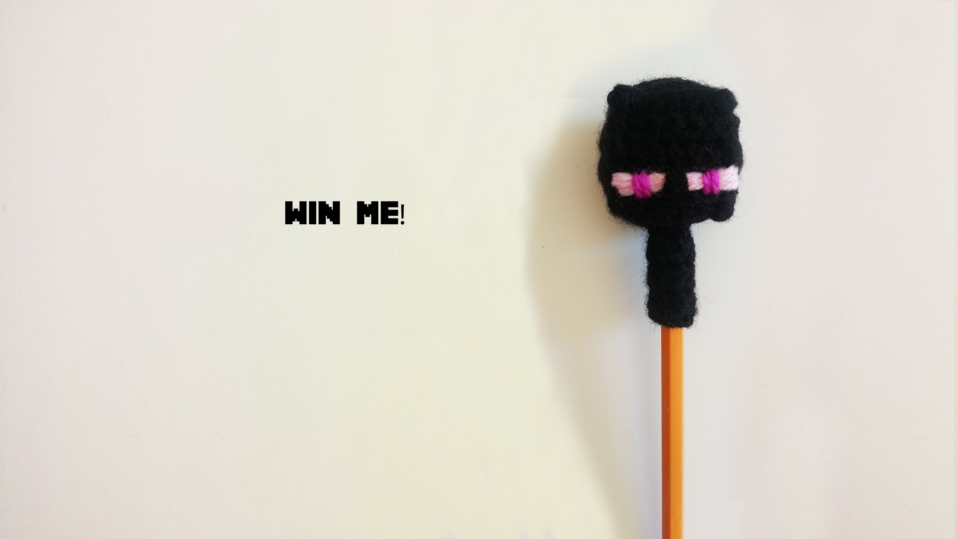 Enter to win an Enderman pencil topper! #minecraft #contest #win ...