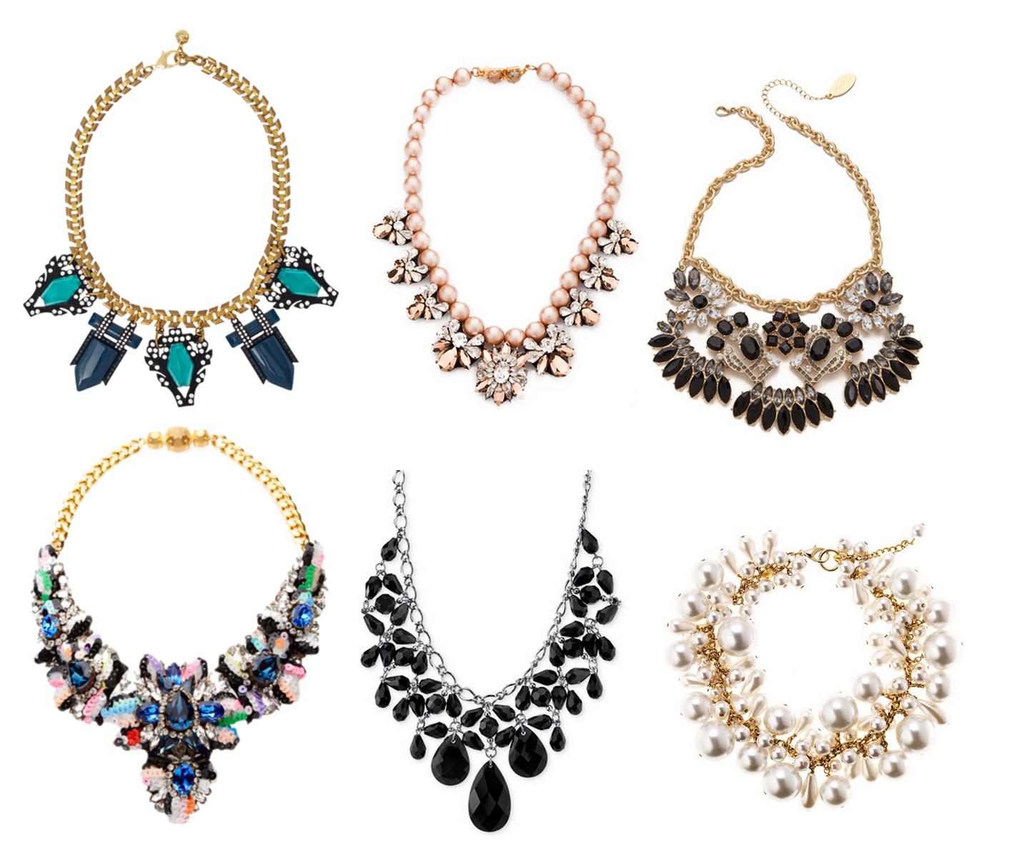 Statement Jewelry to Make You Shine at New Year's Eve – Fashion Style Magazine