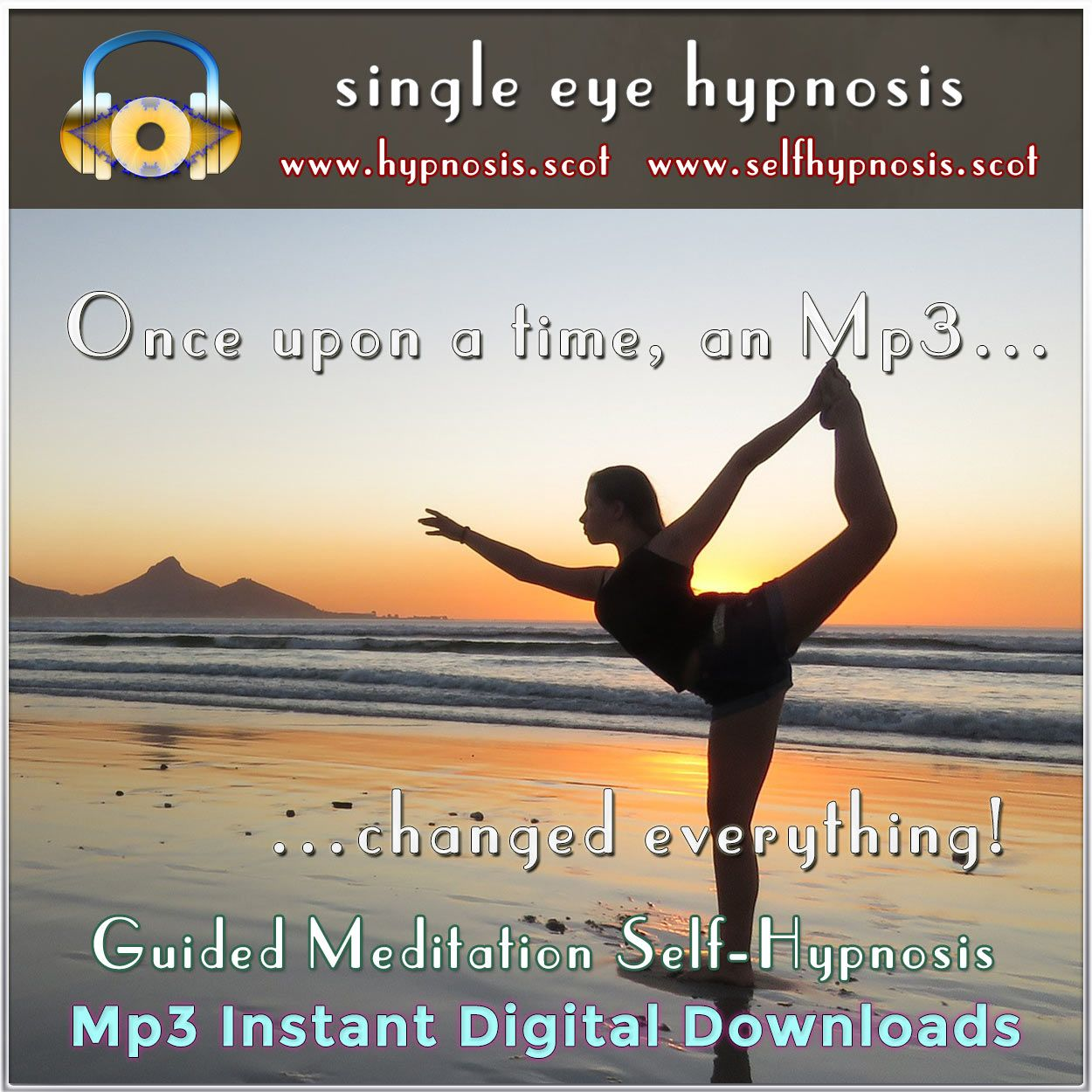 Hypnotherapy resources: scripts, recordings and background