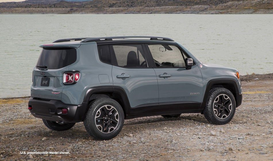 2015 Jeep Renegade Jeep Renegade the first compact SUV by