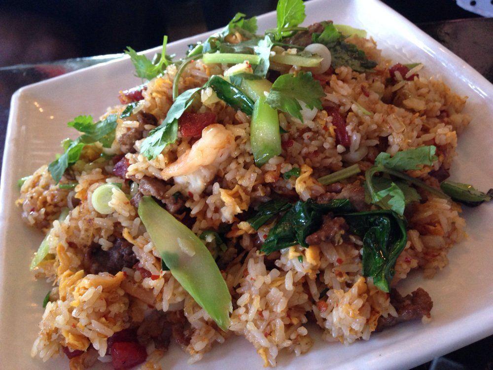 Hot Food Express Shrimp Fried Rice Recipe