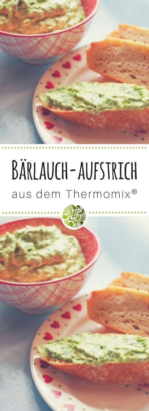 Bärlauchcreme aus dem Thermomix® • will-mixen.de