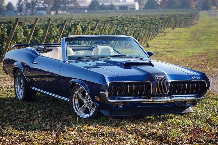 "American Muscle Cars on Instagram: ""1970 Mercury Cougar 👌🥰 Follow @american_muscle_cars_official  Use: #AmericanMuscleCarsOfficial  #AmericanMuscle #ClassicCar #MuscleCar…"""