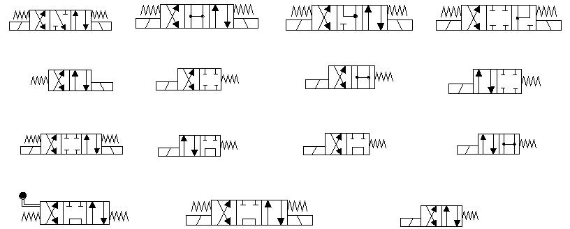 types of hydraulic valves pdf