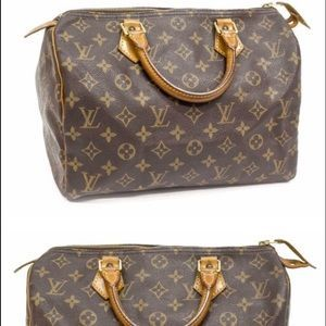 I just added this to my closet on Poshmark: Louis Vuitton Speedy 30 with lock. Price: $540 Size: OS