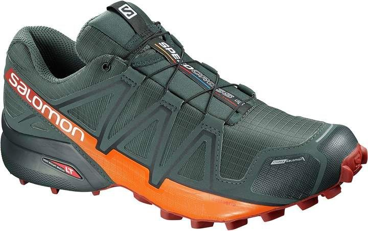Salomon Speedcross 4 Cs Trail Running Shoe Men S Running Shoes For Men Running Shoes Trail Running Shoes