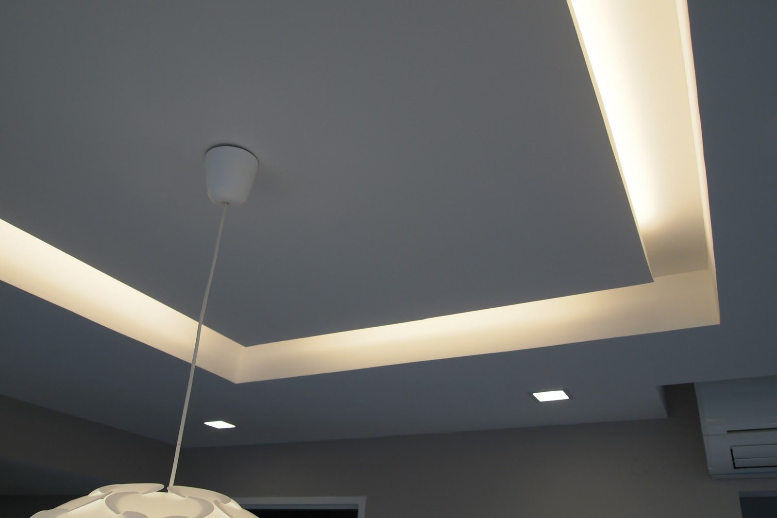 Coved Ceiling Living Room Cove Lighting Ceiling Floating