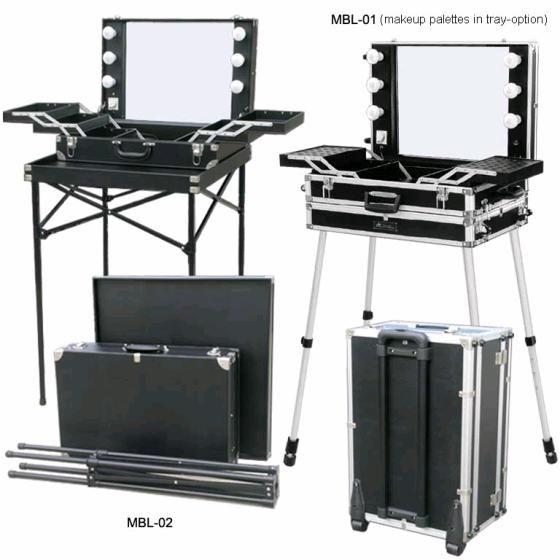 Portable Makeup Studio..Get Inspired!