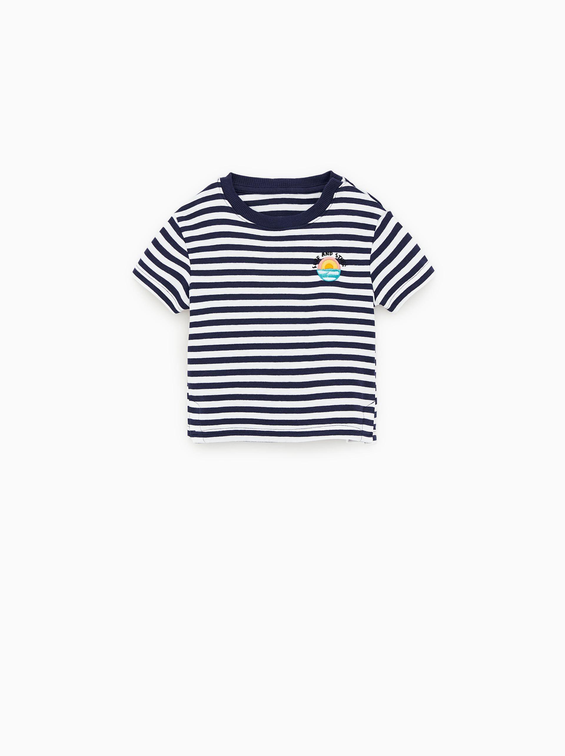 Camiseta Rayas Disponible En Mas Colores Camisetas De Rayas