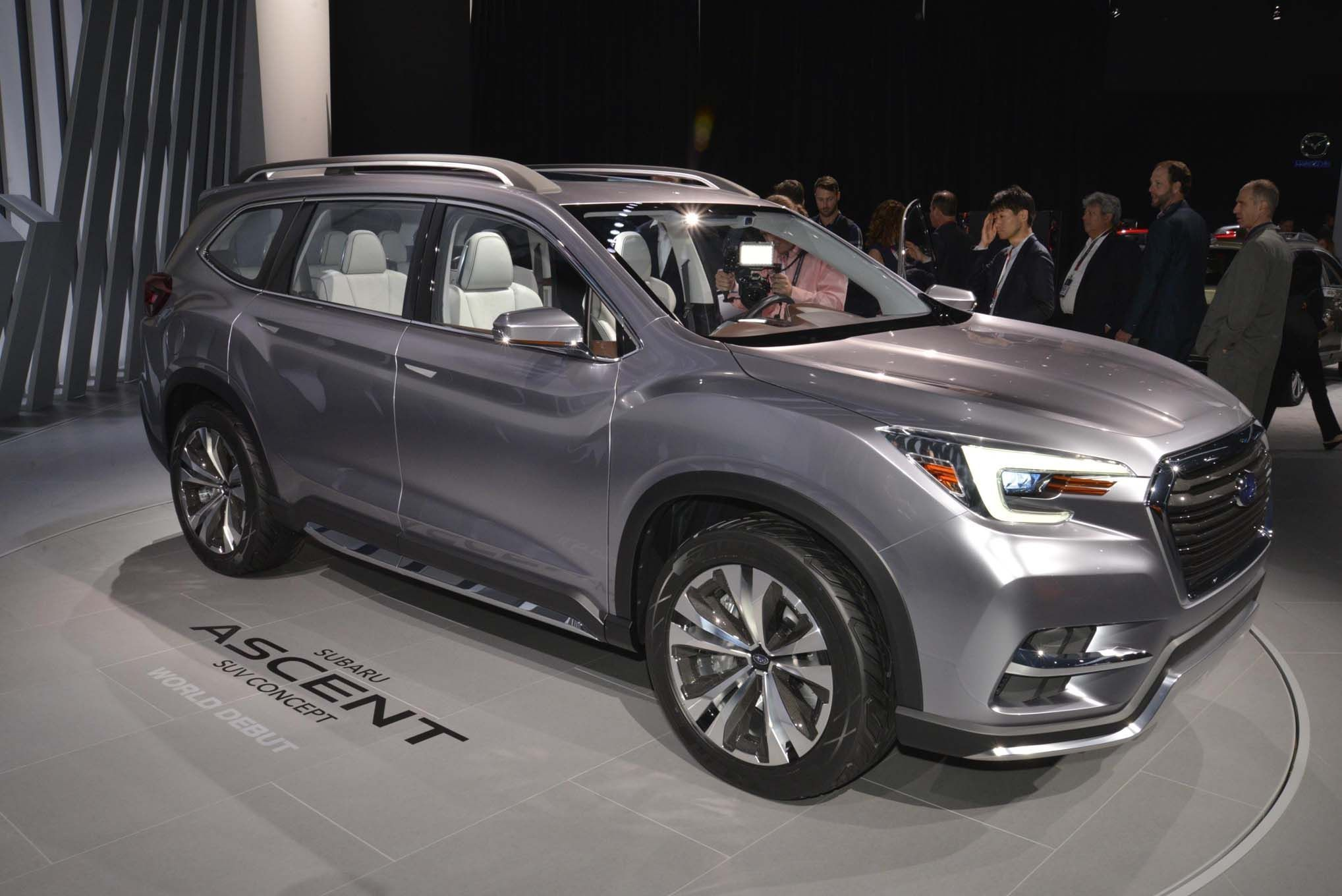 2019 Subaru Forester Release Date Outback 2017 Compact Suv Car Photos
