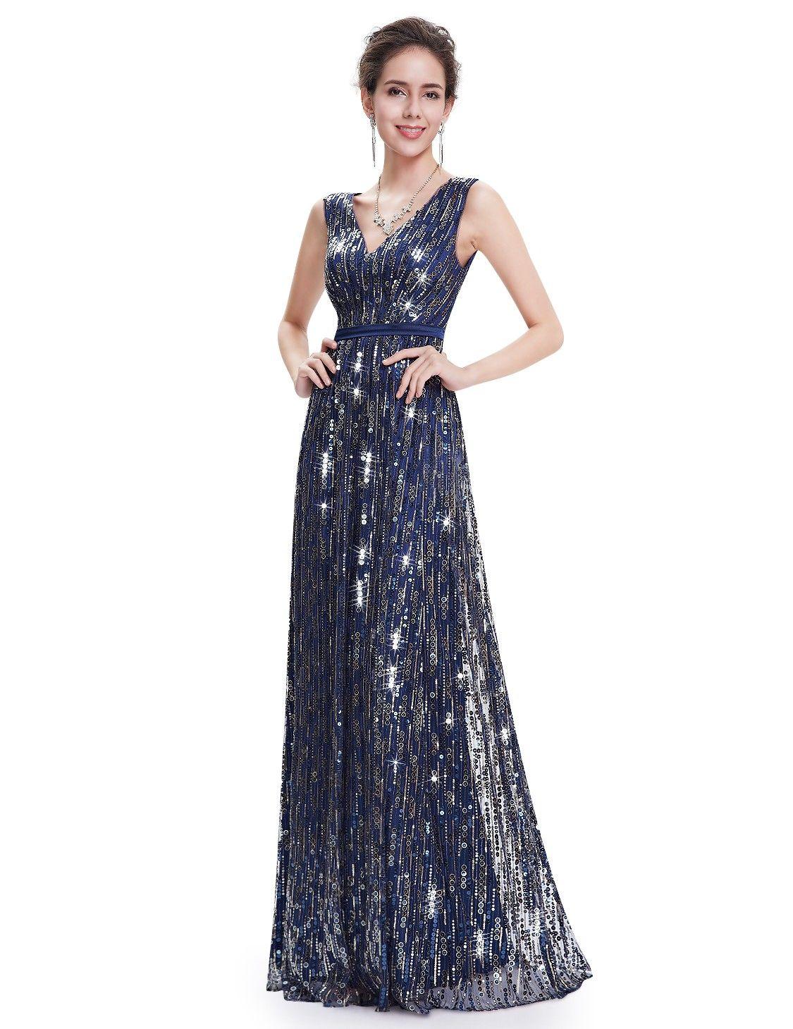Pin auf Abendkleider in Blau 8 Online Kollektion
