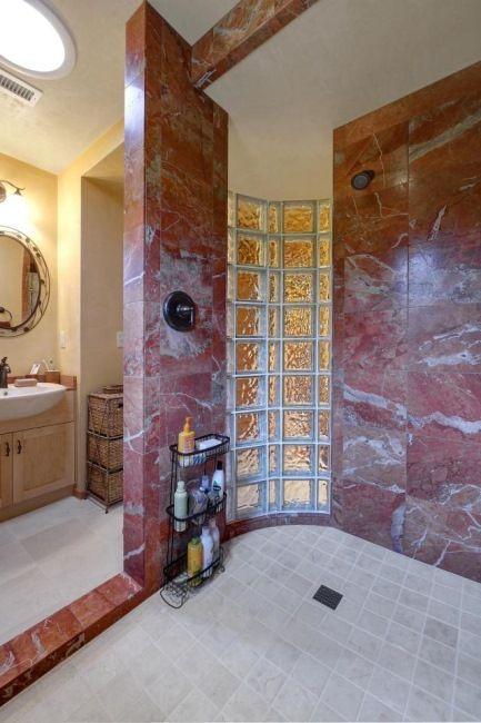 Cabina Dus Caramida Sticla.Interior Cabina Dus Zidita Din Caramida De Sticla Small House Bliss Small House Timber Frame Homes