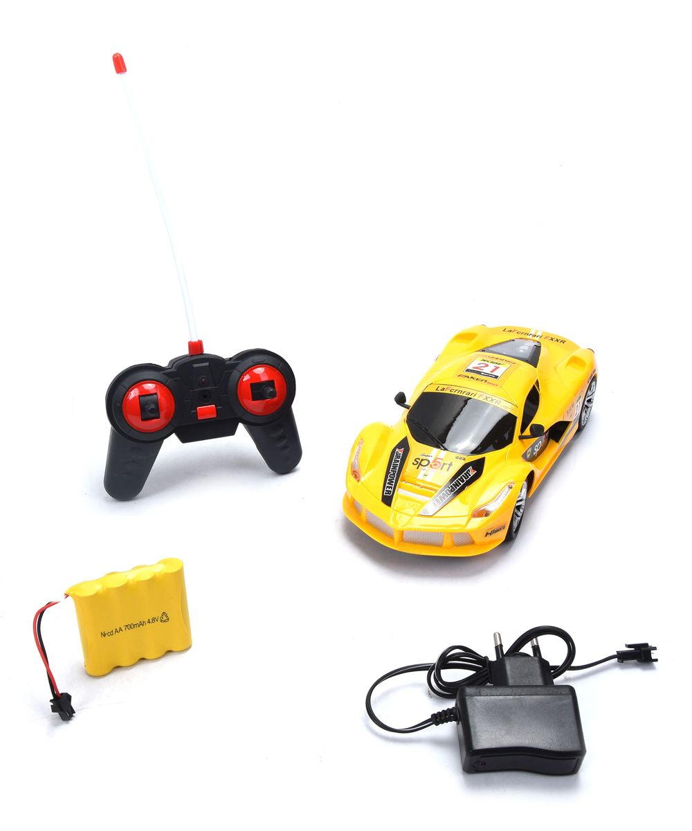 Yellow Remote Control Car Toy In 2020 Remote Control Cars Toys Toy Car Remote Control Cars