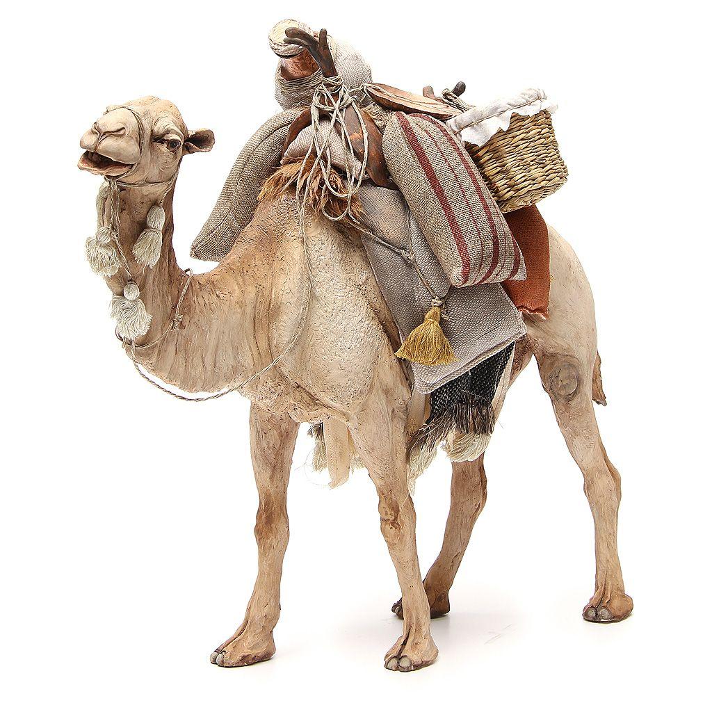 Camello Con Bolsas Angela Tripi 30 Cm Figuras De Belen Belenes Camello