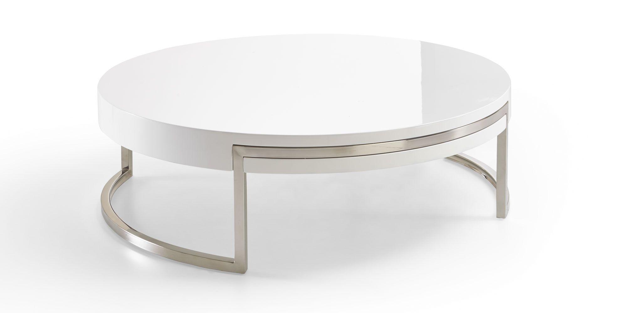Schon Couchtisch Weiss Rund Mit Bildern Ikea Couchtisch Coole