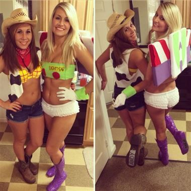 15 Hot Halloween Costumes You\u0027d Love To See Your Girlfriend In - hot halloween ideas
